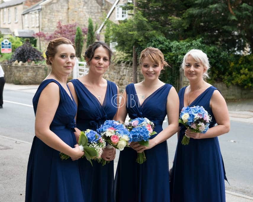 wedding makeup services at woodhall linton by louise lunn