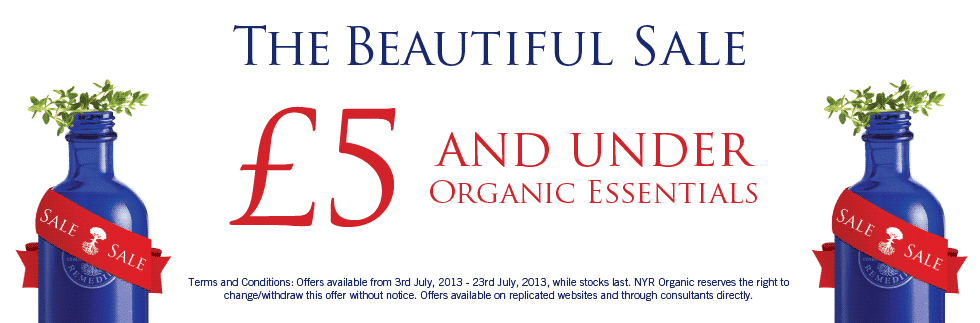 Neals Yard Organic Sale 163 5 And Under Louise Lunn